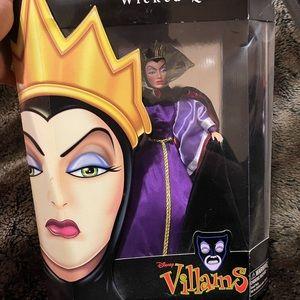 Disney Parks Limited Edition Villain Doll